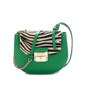 Guess MAELLE PELLE GREEN MULTI