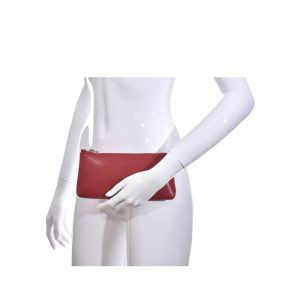 Coccinelle TROUSSE ROSSO 015