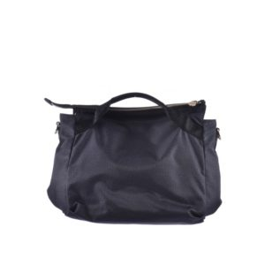 Borbonese BORSA A MANO CT MEDIUM NERO 100
